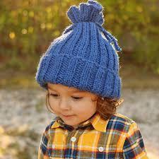 Child Knit Hat Pattern