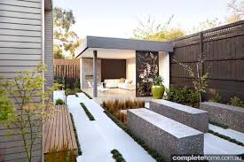 Small Picture Straight and narrow Intelligent garden design Completehome