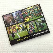 my first oregon football coffee table book oregonducks oregonfootball vanityproject