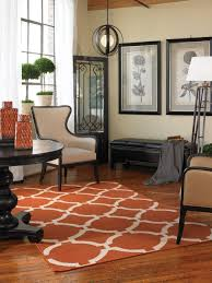Orange Rug Living Room Unique Orange Living Room Ideas For Sweet Home Gallery Gallery