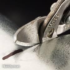 fh03may tinsnip 02 2 cutting sheet metal
