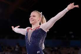 Gymnast Jade Carey Rebounds to Win ...