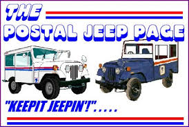 welcome to the postal jeep page the
