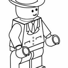 Sweet Inspiration Lego Cowboy Coloring Pages Lone Ranger Colouring