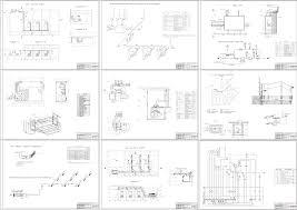 Учебные проекты котельных котельные агрегаты курсовые и  Дипломный проект Блок модульная котельная