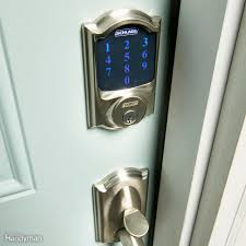 front door keyless entryUpgrade Front Door Locks With Keyless Door Locks  Family Handyman