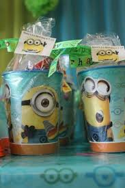 Despicable Me Minion Party Favors (Tiered) w/ GIN Bonus!