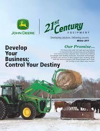 21st Century Equipment Q1 Flyer By 21st Century Equipment