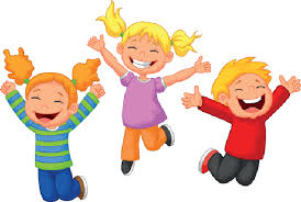 Happy Kid Cartoon | Clipart | Kids clipart, Cartoon kids, Happy kids