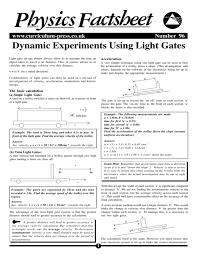 96 light gates