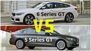 2018 BMW 6 Series Gran Turismo vs BMW 5 Series Gran Turismo - YouTube