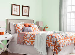 Light Paint Colors For Bedrooms Bedroom In Tranquil Light Green Bedrooms Rooms By Color