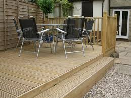 Small Picture Small Garden With Decking aralsacom