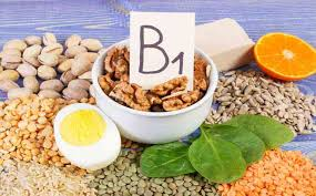 Vitamin B1 Food Chart Vitamin B Best Food Sources And Signs Of Deficiency