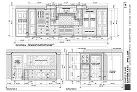modular kitchen design pdf over the sink dish rack ikea details dwg autocad drawing free
