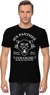 <b>Футболка классическая Printio Sex</b> Panther (<b>Секс</b> Пантера) #770928