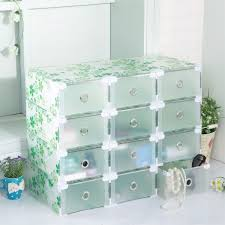 Decorative Storage Boxes With Drawers Decorative Plastic Tabletop Pp Storage Box Drawer Buy Large 6