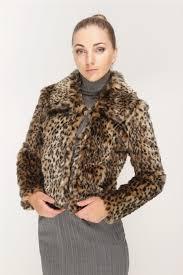 women luxurious faux fur coat brand original design leopard full pelt thick warm faux fur leopard