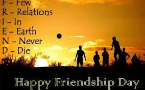 Happy Quotes About Friendship Awesome Latest Happy Friendship Day Quotes 48 In English And In Hindi With