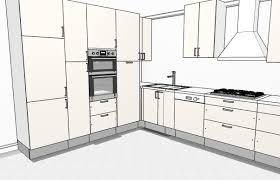 kitchen l shape design. l shaped kitchen with storage wall 3d shape design c