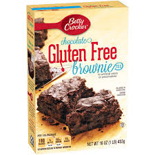 Amazon Betty Crocker Gluten Free Brownie Mix 16 Ounce Boxes