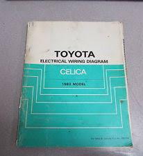 celica rear light wiring 1983 toyota celica ra64 ra65 series electrical wiring diagram manual