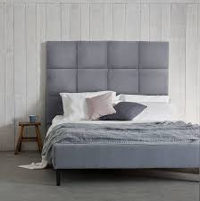 'beatrice' panelled headboard upholstered bed by love your home for less |  notonthehighstreet.