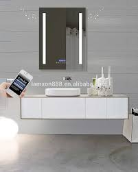 Led Bathroom Mirror With Bluetooth