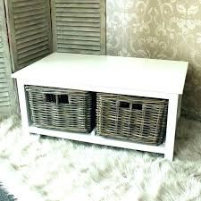 under table basket coffee table basket with baskets under wicker a for wire storage table baskets