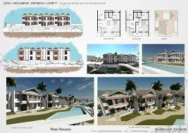 architecture design portfolio. Shekhar Shinde Architectural Portfolio - Goa Housing Design Architecture