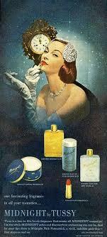 makeup ads vine 1950s fifties