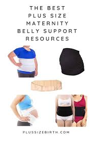Belly Band Size Chart Plus Size Belly Band And Plus Size Maternity Support Belt