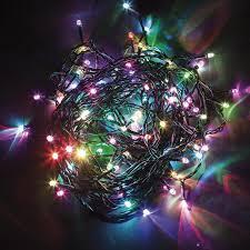 <b>Светодиодная гирлянда Feron Линейная</b> 230V разноцветная с ...