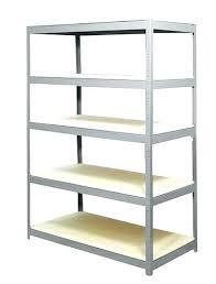 muscle rack shelving 5 shelf steel wire corner unit metal instructions menard