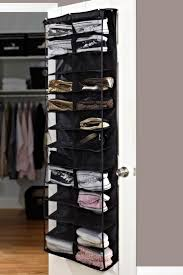 shoes furniture. kennedy intl 26 pocket over the door shoe organizer black by update your closet with chocolate on shoes furniture e