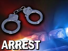 Image result for arrested