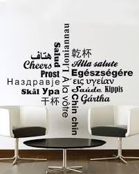 Small Picture Online Get Cheap Wall Decal Languages Aliexpresscom Alibaba Group