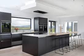 modern kitchen. Modern Kitchen Black Design Ideas Freshome26 Modern Kitchen