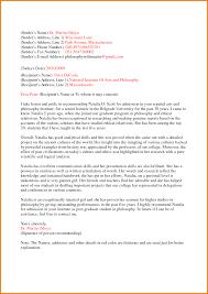 7 recommendation letter template receipt templates reference letter personal recommendation letter template