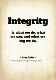 Integrity Quotes Beauteous Integrity Quotes And Sayings 48greetings