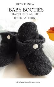 Free Baby Shoe Pattern Awesome Design