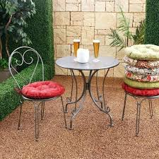 round back chair cushions interior round back outdoor chair cushions seat australia canada round outdoor seat