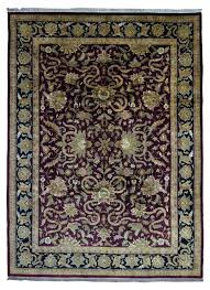 large oriental rug navy blue area rugs burdy and