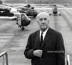 Image result for Inventor Igor Sikorsky, the father of American helicopters