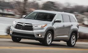Toyota Highlander Reviews | Toyota Highlander Price, Photos, and ...