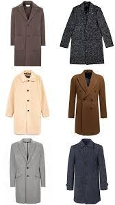 the best textured coats for men