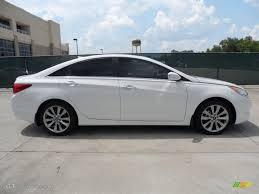 hyundai sonata 2013 white. Simple 2013 Shimmering White 2013 Hyundai Sonata Limited 20T Exterior Photo 65245421 For O