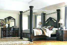 Key Town Bedroom Set Furniture Poster Bed Queen – caciremije.top