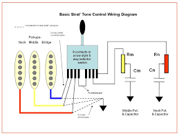 guitar tone control wiring