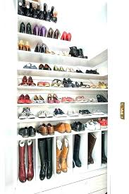 shoe storage ideas closet target rack small impressive cabinet shelving organizers do it yourself cl